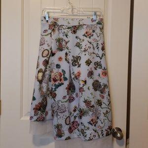 NWT ASOS Scuba Skirt